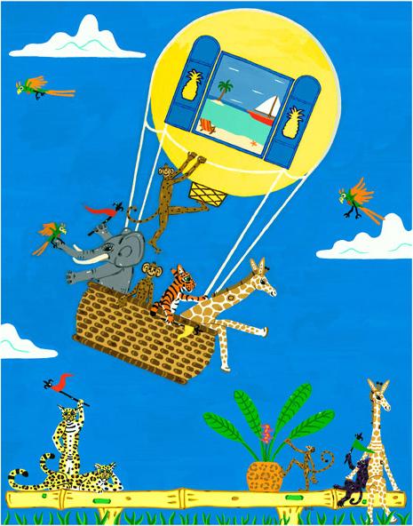 Balloon Adventure II