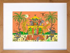 framed-matte-print