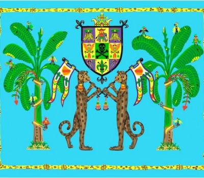 Monkey Crest III