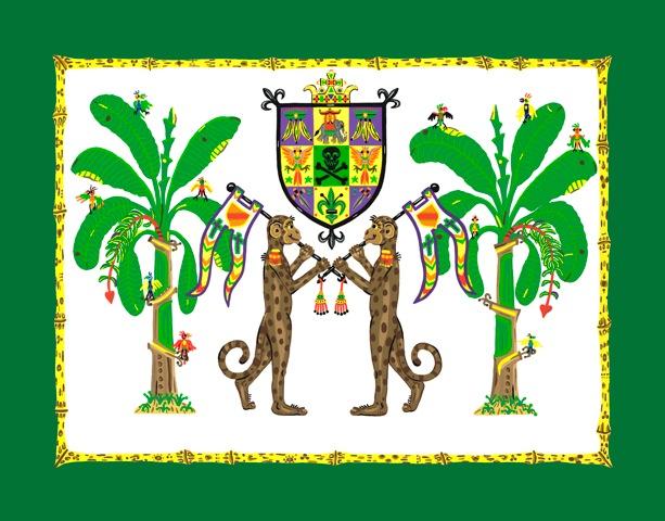 Monkey Crest I