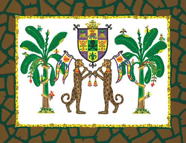 Monkey Crest