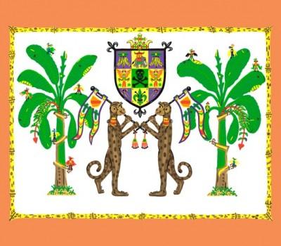 Monkey Crest II