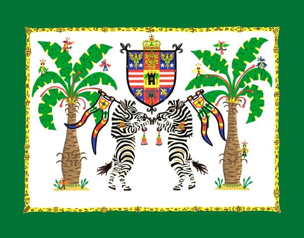 Zebra Crest I