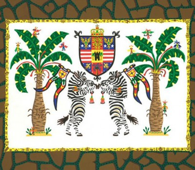 Zebra Crest